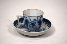 Cup and saucer -- China -- late 17th century