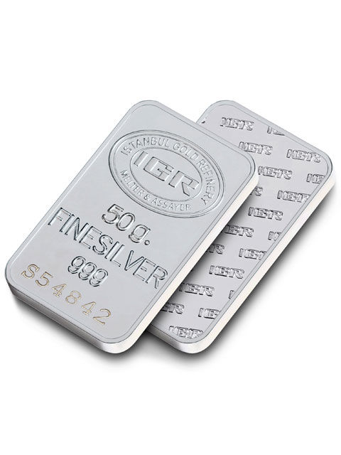 50g Fine Silver Bullion Bar ,*** NO RESERVE PRICE ***