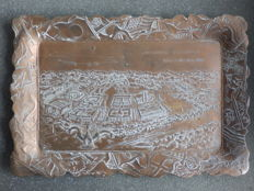 Very rare plaque from the Universal Exposition St. Louis USA St. Louis 1904 - USA