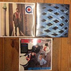The Who collection  || 7x LP in total || Great Gatefolds || Limited Editions!