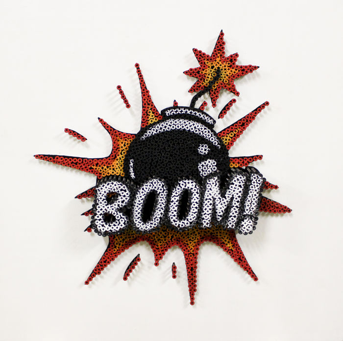 Alessandro Padovan (Screw Art 3D) - BOOM!