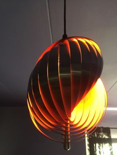 Unknown designer - Space Age lamp.