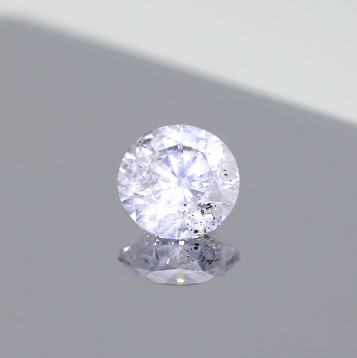 2.02 ct. Round Brilliant Cut Diamond F I3, GIA Certified