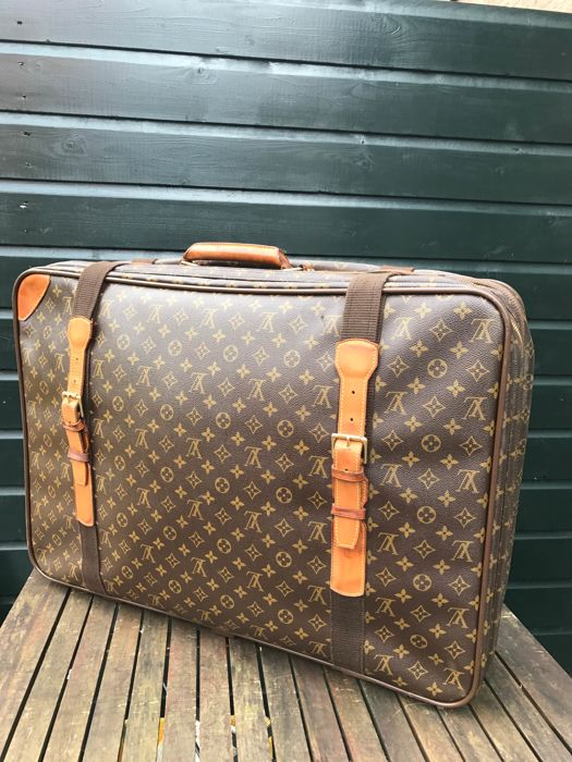 Louis Vuitton – Vintage Satellite 70 travel case