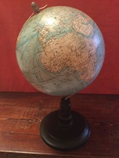 Antique SVH globe