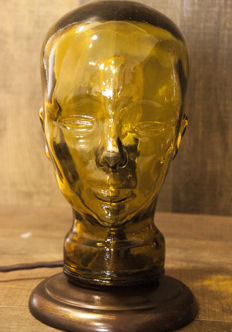 Table lamp - Glass head