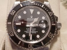 Rolex Submariner Ceramic Date 116610 LN
