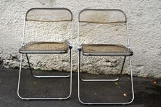 Giancarlo Piretti for Castelli - 2 PLIA chairs