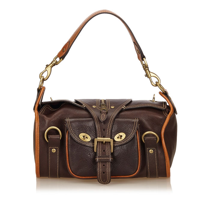 Mulberry - Leather Alana