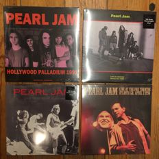 Great Pearl Jam Live Recordings || 4x LP || All mint in sealing!