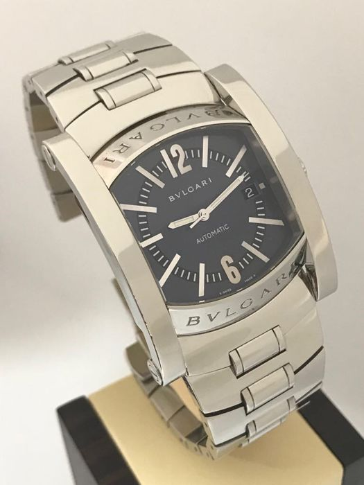 Bvlgari - Assioma Automatic - AA 48 S CH - Hombre - 2000 - 2010