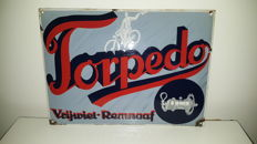 Bicycles: Torpedo Vrijwiel-Remnaaf - from the 1920s