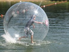 Water Ball, Height: 1.9 m.