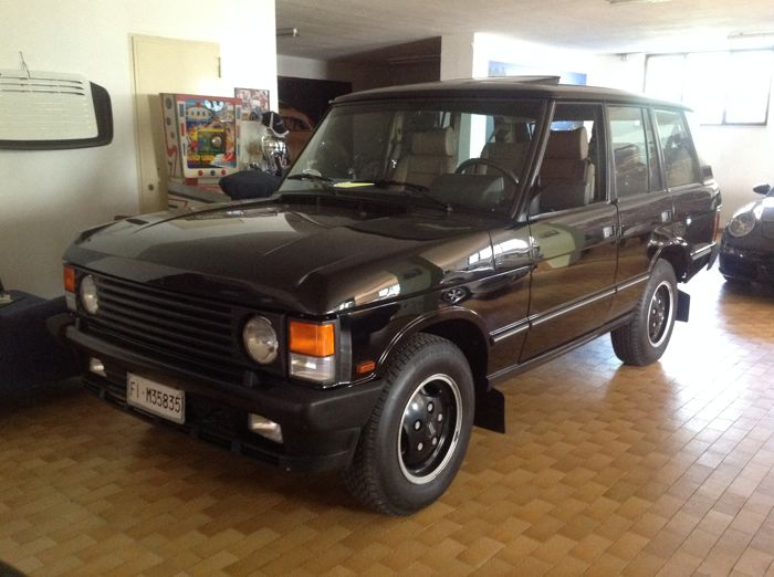 range rover classic vogue se 1992 catawiki. Black Bedroom Furniture Sets. Home Design Ideas