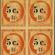 Stamp auction (Former French Colonies)
