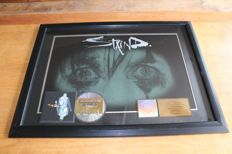 Staind - USA RIAA Certified Gold CD Award - very large