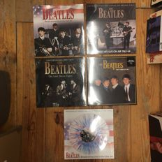 The Beatles collection || 5 Live Recordings || Limited Editions + Coloured Vinyl !