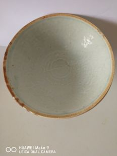 Chinese Song ding bowl- 16.3 x 5.3cm