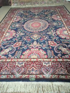 Persian Tabriz! Very valuable! Dimension 390 x 280 cm, investment! Oriental carpet/ carpet hand-knotted