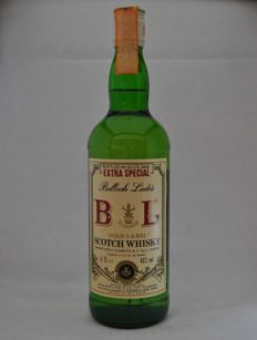Bulloch Lade's Gold Label Scotch Whisky - 75cl - bottled 1980s