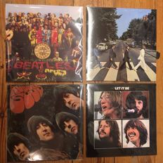 The Beatles collection || Four Great Albums! || (One Coloured Vinyl)