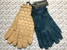 Laimböck - Lot of 2 pairs of women's gloves