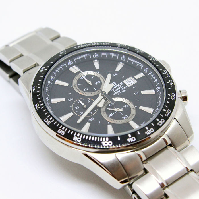 291db741aa0e Casio - Edifice WR 100M Chronograph EF-457 2328 - Unisex Watch ...