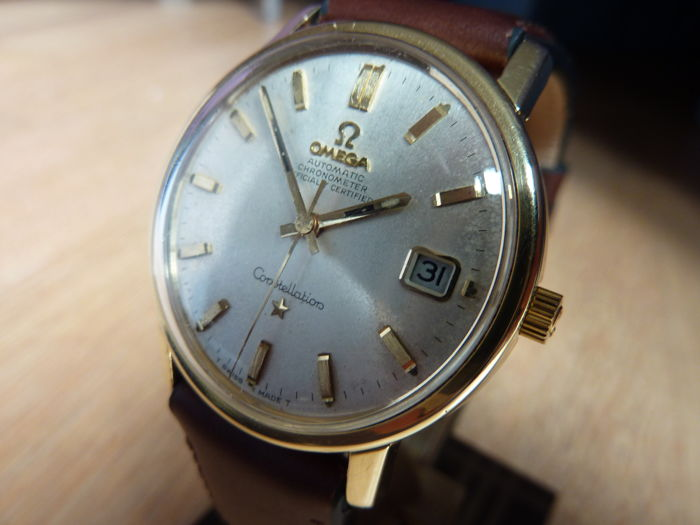 Omega Constellation Automatic – Men's wristwatch – 1969