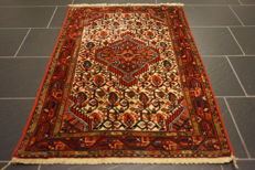 Old high quality - Persian carpet - Hamadan Malayer - Made in Iran - 80 x 125 cm - Very good condition