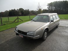 Citroën - Cx 2500 turbo diesel series 1-1984