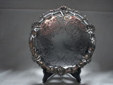 Silver caberet - Henry Holland - London - 1859