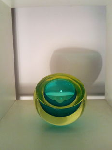 Antonio Da Ros (Cenedese) - Design sommerso vase ashtray
