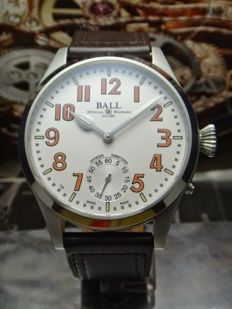 Ball Engineer Master MN2038D Hunter Back Case - men's watch 2015