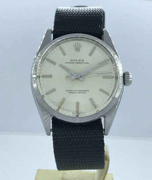 Rolex - Oyster  Perpetual - 6565 - Unisex - 1950-1959