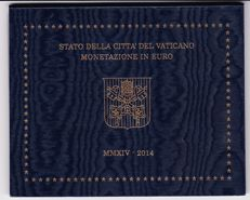 Vatican - Year pack 2014 'Pope Franciscus'