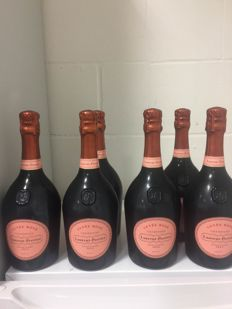 Laurent Perrier Rose NV - 6 bottles (75cl)