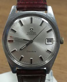 OMEGA Automatic Genéve, (Cal. 565) Men's Wristwatch, 1968