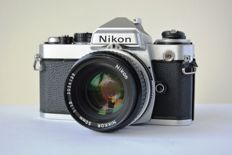 Beautiful Nikon FE