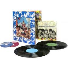 Rolling Stones ~ Satanic Majesties ~ Hand Numbered ~ Limited Edition ~ Box Set ~ New/Sealed