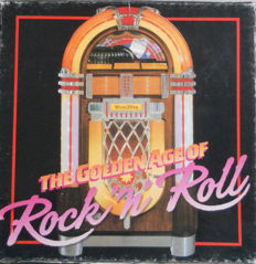 The Golden Age of ROCK 'N' ROLL : One 8 LP Box & 13LP's & a Double Album : Jerry Lee Lewis - Jumping Jewels - Bill Haley - The Atomic Spotnicks and many more
