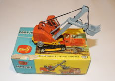 "Corgi Major Toys - Scale 1/48 - ""Priestman Luffing Shovel"" No.1128"