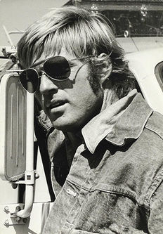 Unknown/Scope Features/Archive Farabola - Robert Redford, Paul Newman, 1970s