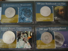 The Netherlands - collection of coin cards (53 pieces) 2004-2016 in 1 album