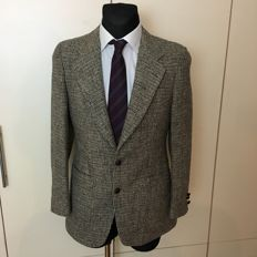 Harris Tweed - 100% Wool Handwoven Jacket Blazer