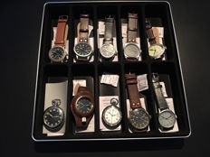 Pilot's watch collection