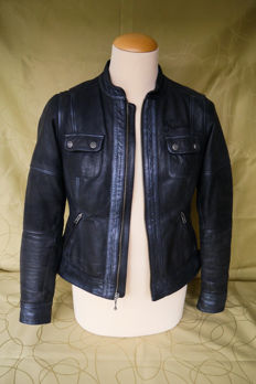 Harley Davidson - Leather Biker Jacket.
