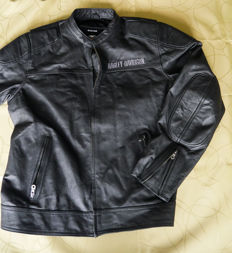 Harley Davidson - Soft Leather Jacket - Size XL