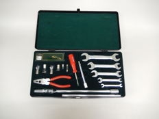 Vintage Original Jaguar Toolkit XJ Series Complete Set in Excellent Condition