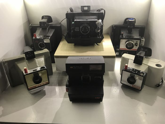 POLAROID COLLECTION!