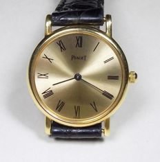 Piaget 9P2 Luxury - Ultra Thin - 18K Solid Gold - 1960's - Ladies Wristwatch